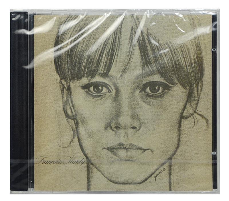 CD Françoise Hardy - Comment Te Dire Adieu - Importado - Lacrado