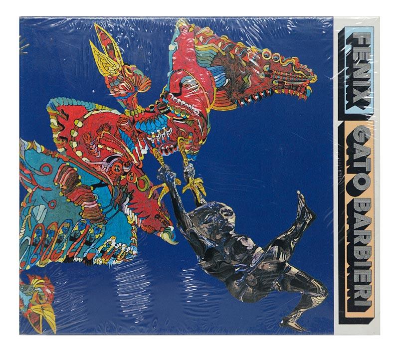 CD Gato Barbieri - Fenix - Digipack - Importado EU - Lacrado