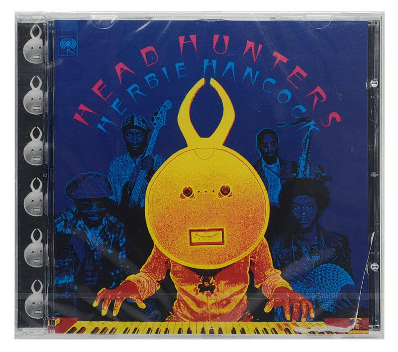 CD Herbie Hancock - Head Hunters - Importado - Lacrado