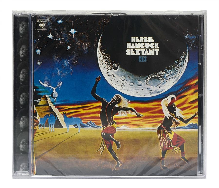 CD Herbie Hancock - Sextant - Importado - Lacrado