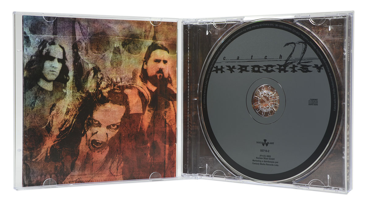 CD Hypocrisy - Catch 22 - Lacrado