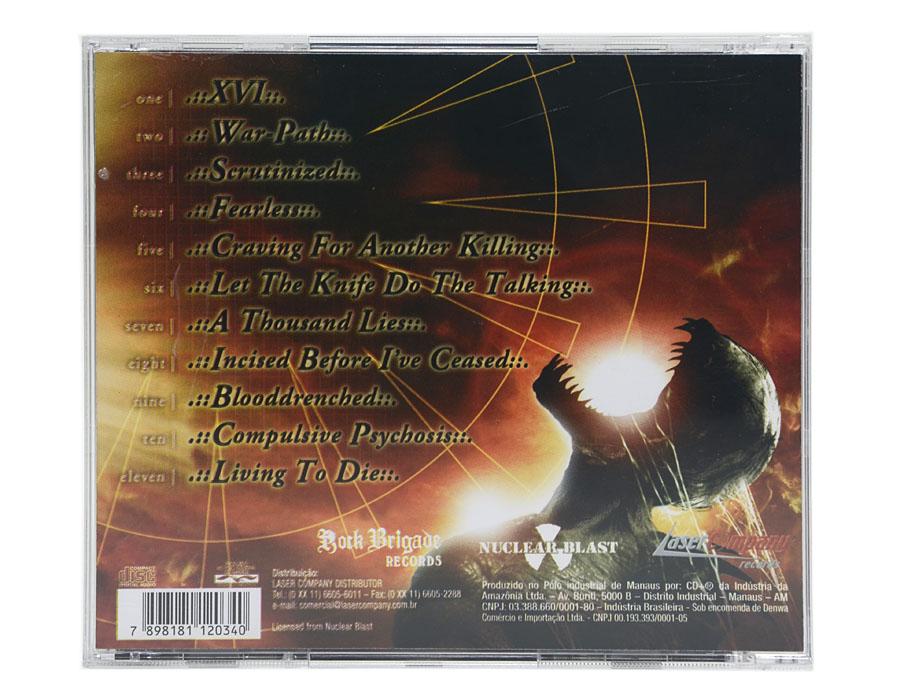 CD Hypocrisy - Vírus - Lacrado