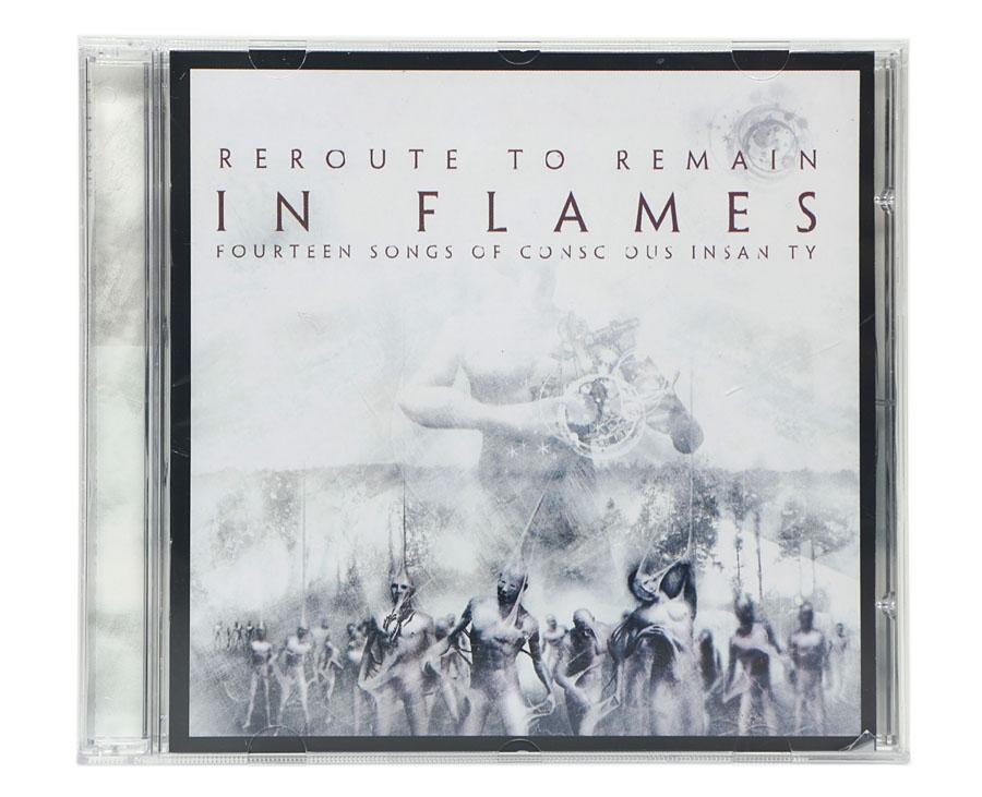 CD In Flames - Reroute To Remain - Lacrado