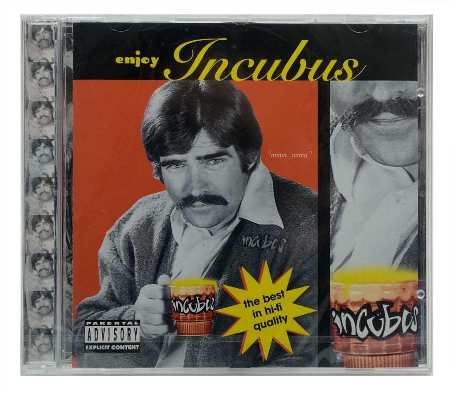 CD Incubus - Enjoy Incubus - Importado - Lacrado