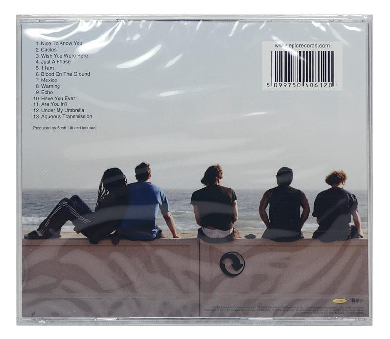 CD Incubus - Morning View - Importado - Lacrado