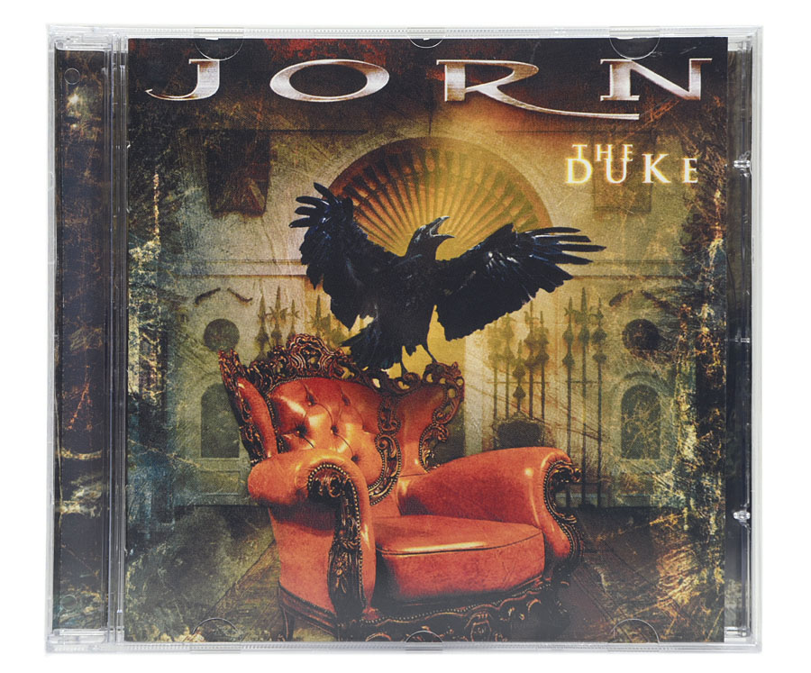 CD Jorn - The Duke - Lacrado