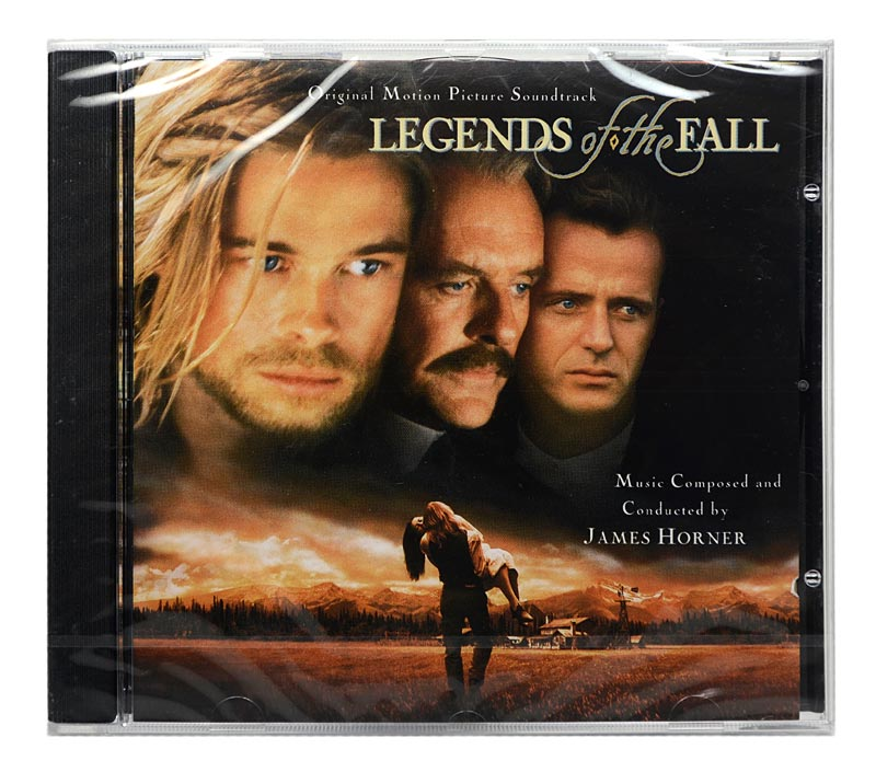 Cd Legends Of The Fall - Original Soundtrack - Importado - Lacrado