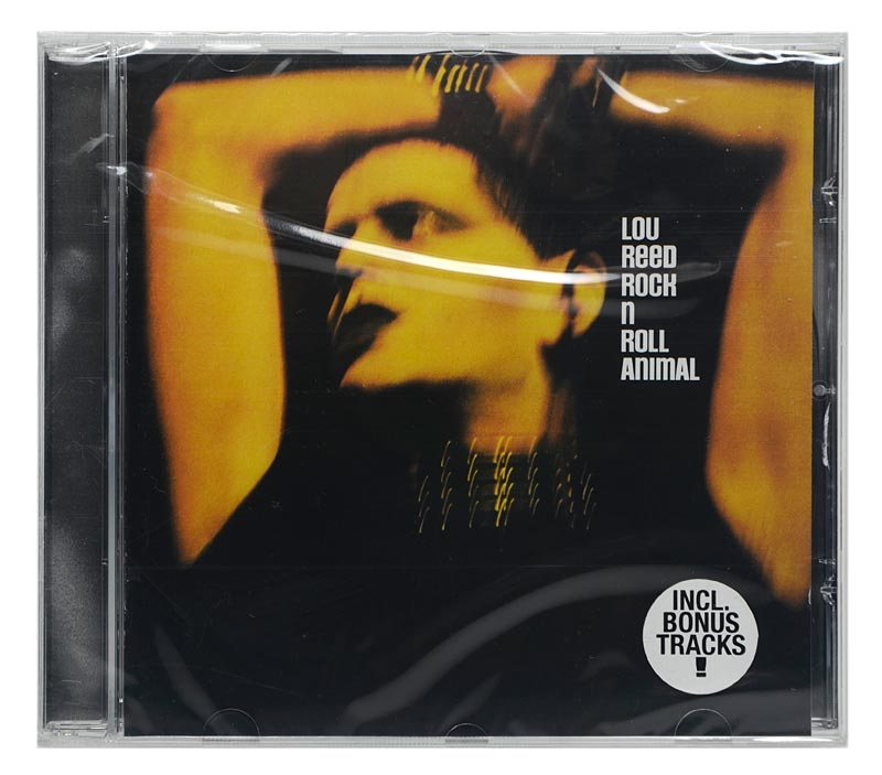 CD Lou Reed - Rock N Roll Animal - Importado EU - Lacrado