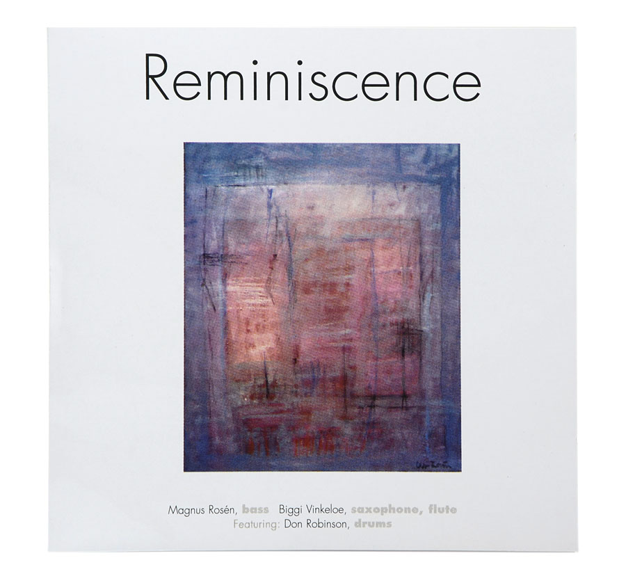 CD Magnus Rosén - Reminiscence - Lacrado