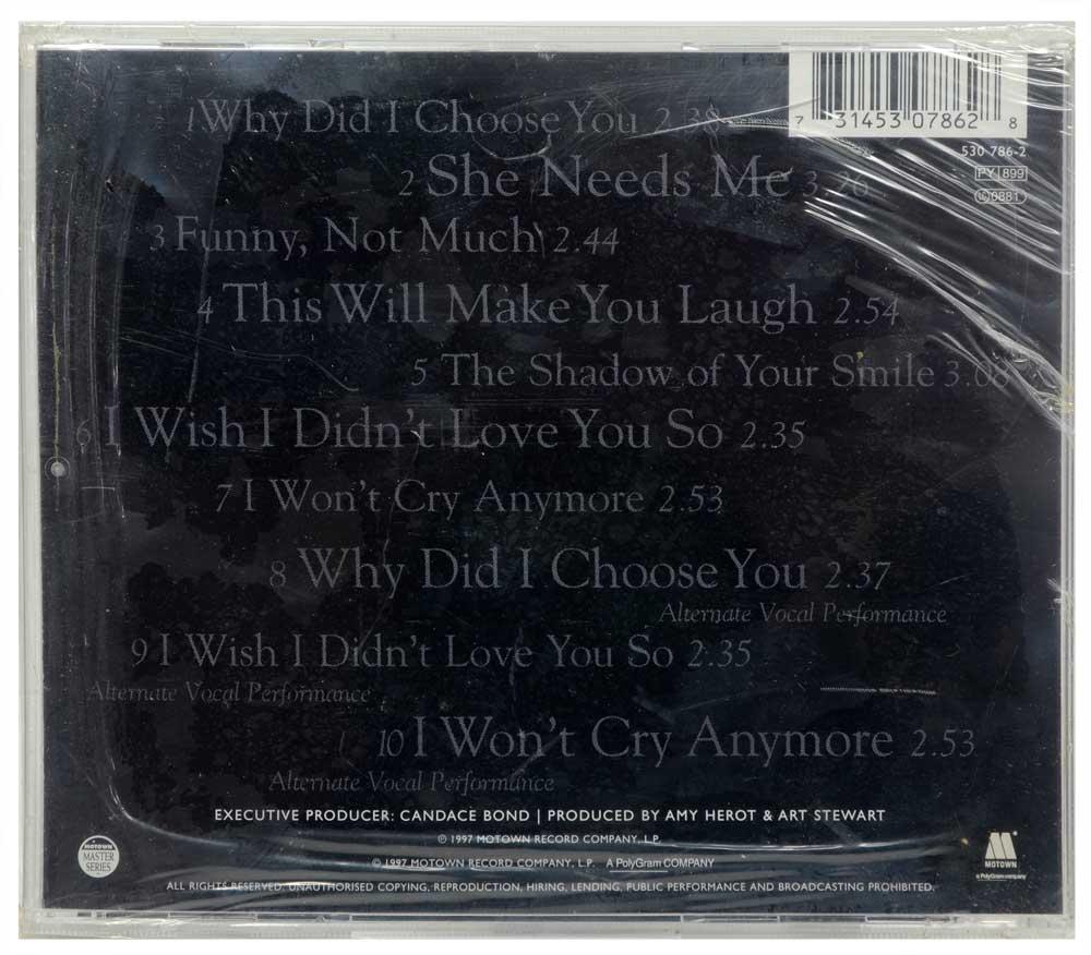CD Marvin Gaye - Vulnerable - Lacrado - Importado
