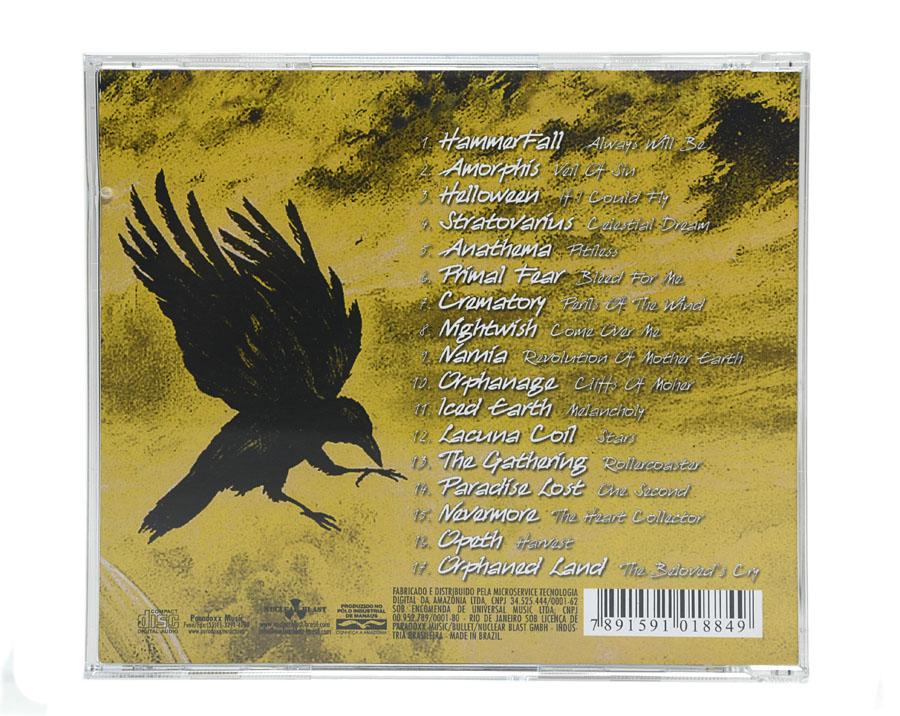 CD Metal Dreams Vol.3 - Coletanea Baladas Metal - Lacrado