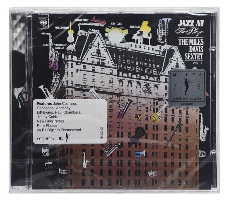 CD Miles Davis - Jazz At The Plaza - Importado - Lacrado