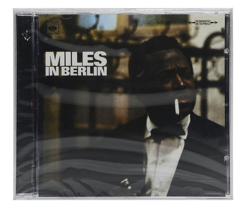 CD Miles Davis - Miles In Berlin - Importado - Lacrado