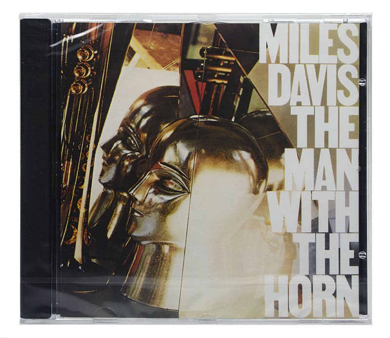 CD Miles Davis - The Man With The Horn - Importado - Lacrado