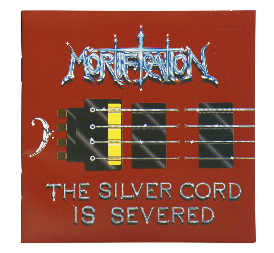 CD Mortification - Break The Curse 1990 / The Silver Cord Is Severed (CD Duplo) - Lacrado
