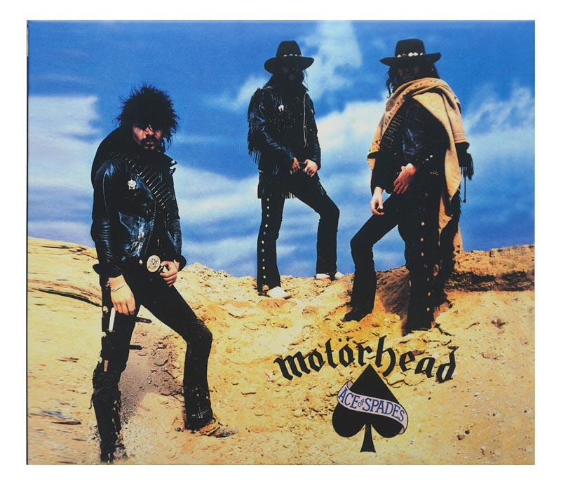 CD Motorhead - Ace of Spades - Digipack - Lacrado