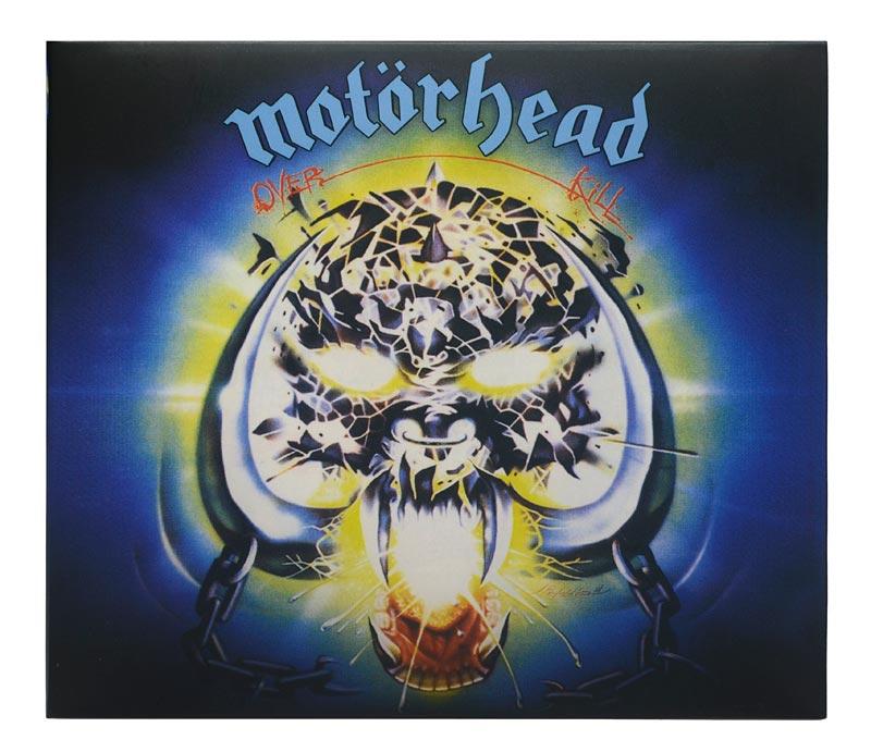 CD Motorhead - Overkill - Duplo / Digipack - Lacrado
