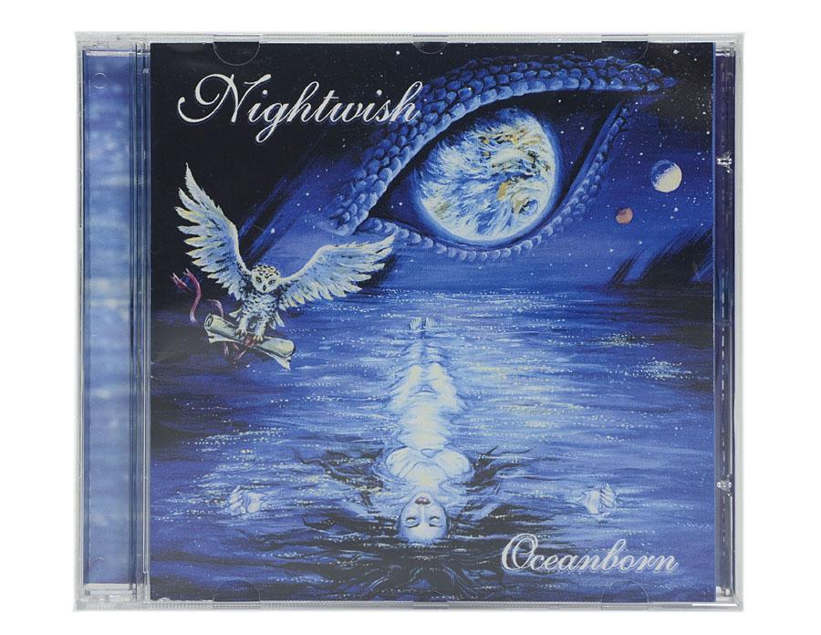 CD Nightwish - Oceanborn - Lacrado
