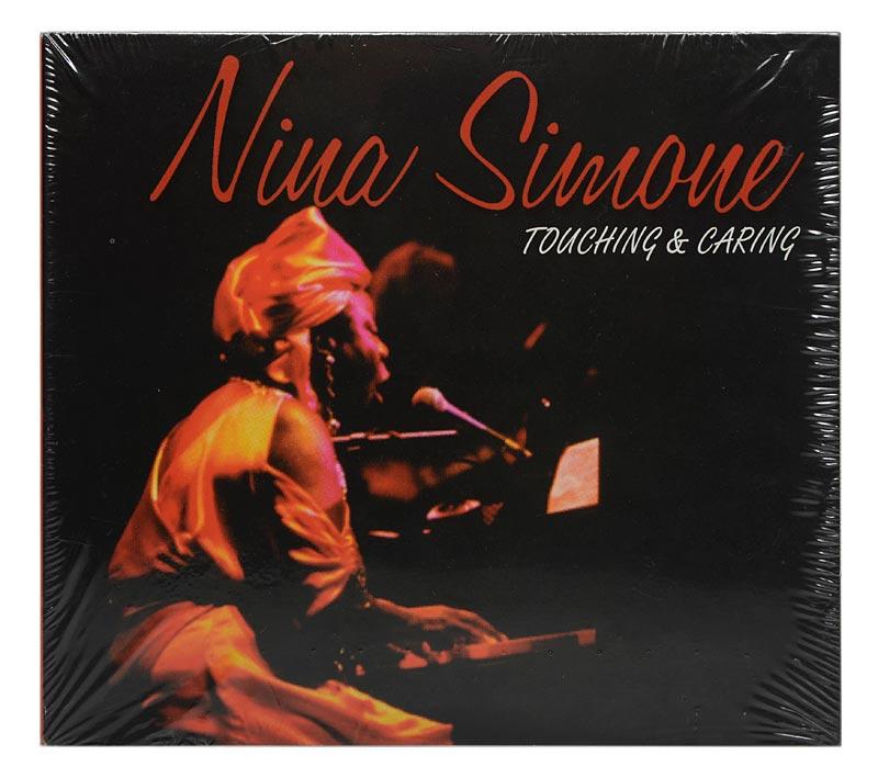 CD Nina Simone - Touching and Caring - Digipack - Importado Italia