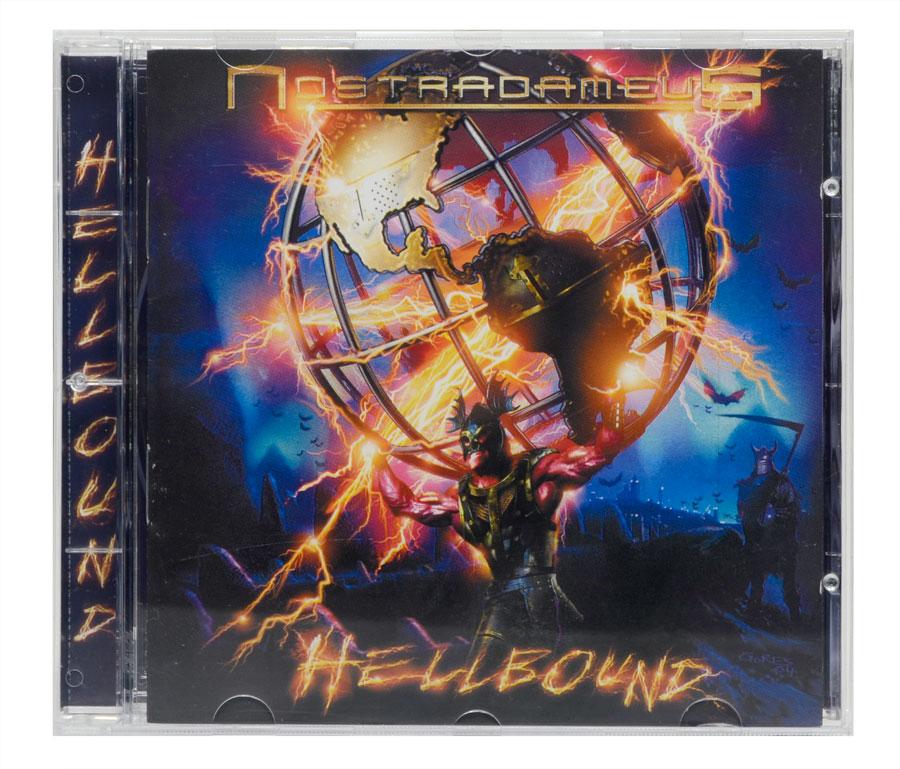 CD Nostradameus - Hellbound - Lacrado