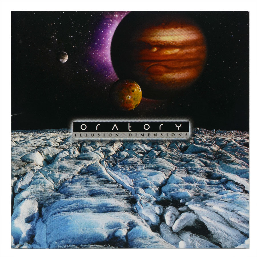 CD Oratory - Illusion Dimensions - Lacrado