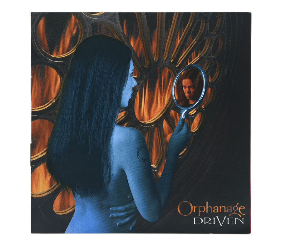 CD Orphanage - Driven - Lacrado