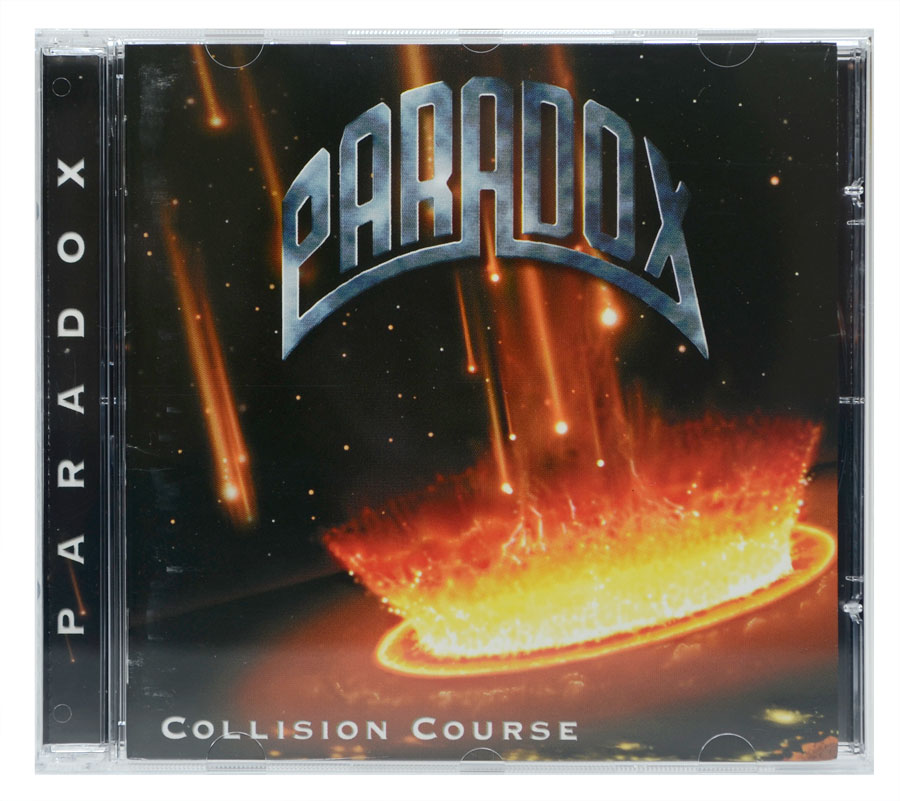 CD Paradox - Collision Course - Lacrado