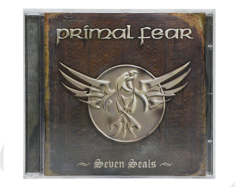 CD Primal Fear - Seven Seals - Lacrado