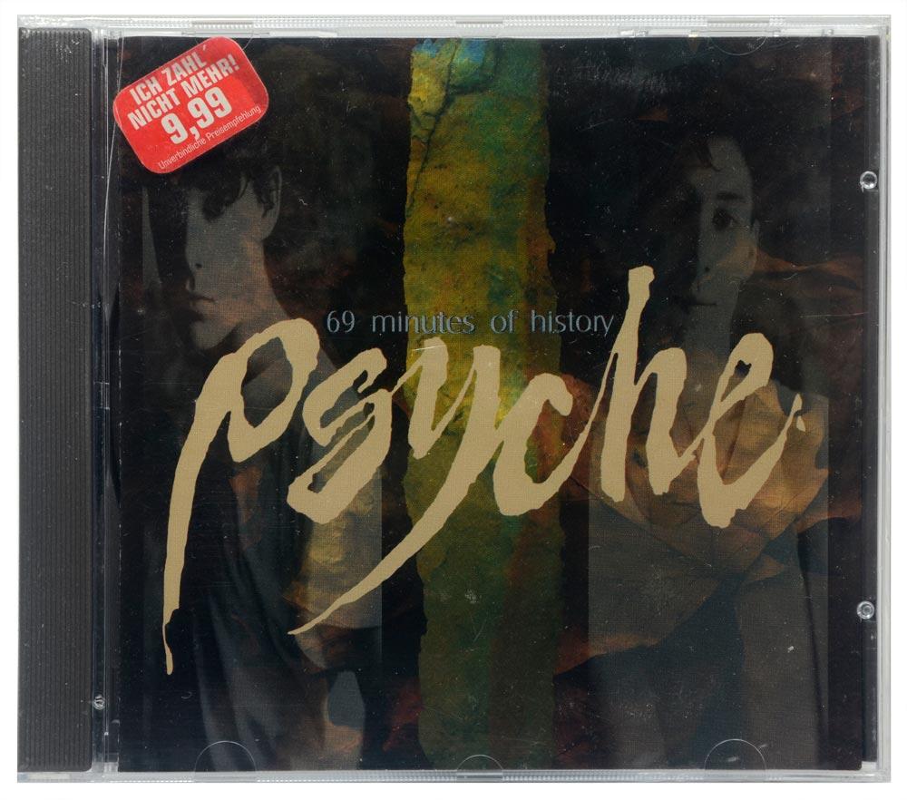 CD Psyche - 69 Minutes Of History - Importado Alemanha - Lacrado
