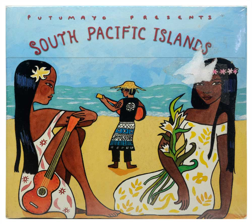 CD Putumaya Presents - South Pacific Islands - Importado