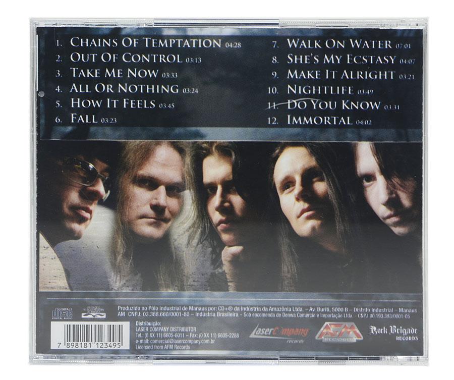 CD Shakra - Fall - Lacrado