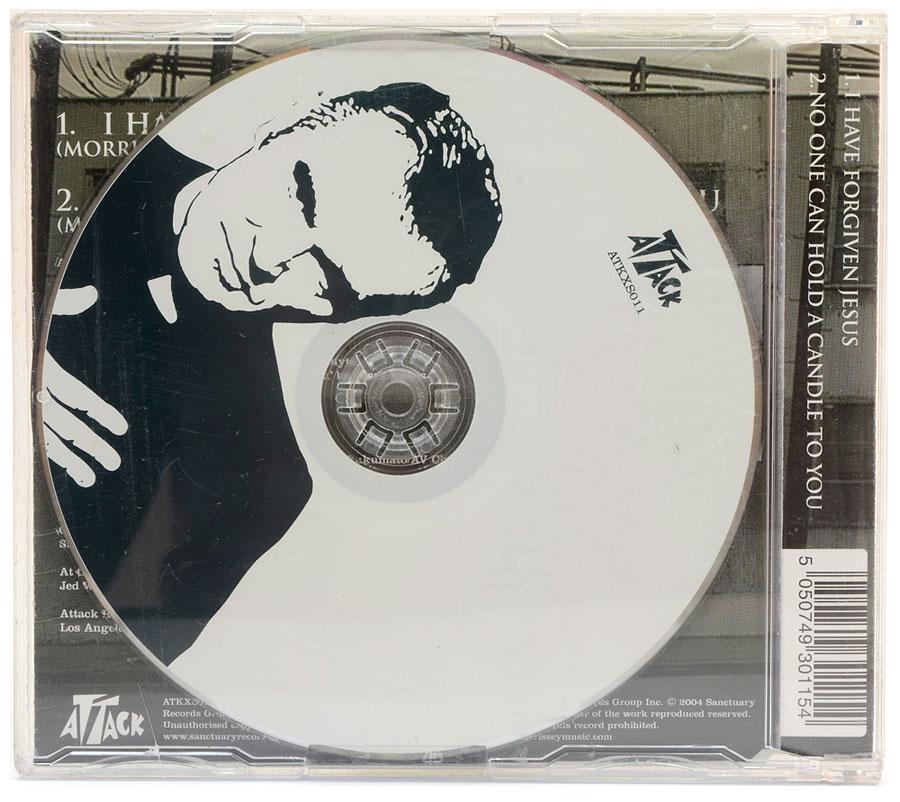 CD Single Morrissey - I Have Forgiven Jesus - Importado - Lacrado