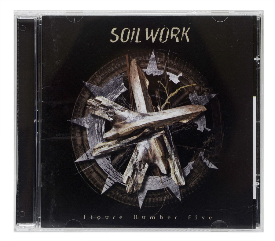 CD Soilwork - Figure Number Five - Lacrado