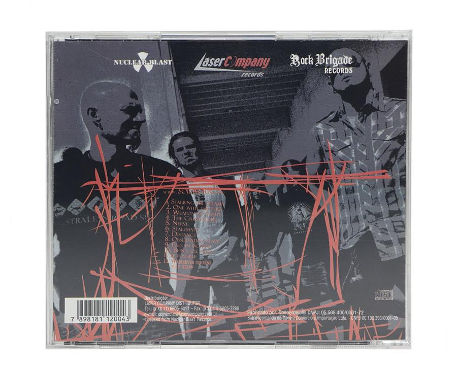 CD Soilwork - Stabbing The Drama - Lacrado