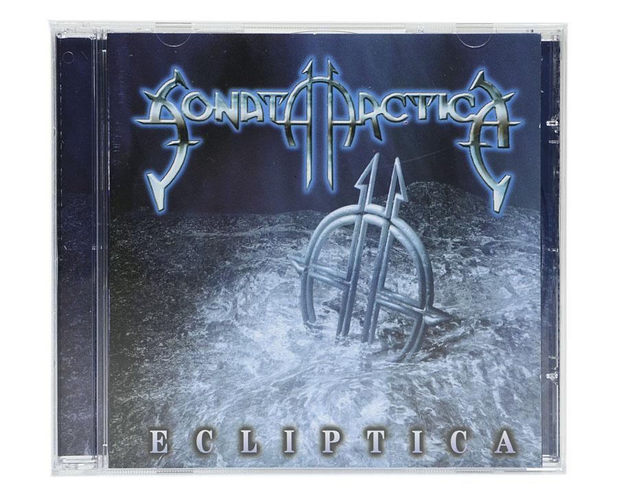 CD Sonata Arctica - Ecliptica - Lacrado