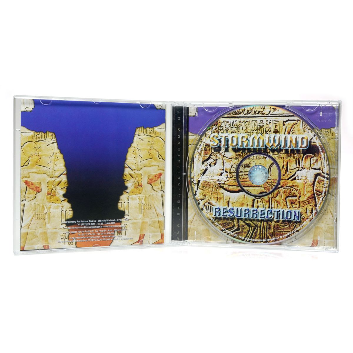 CD Stormwind - Resurrection - Lacrado
