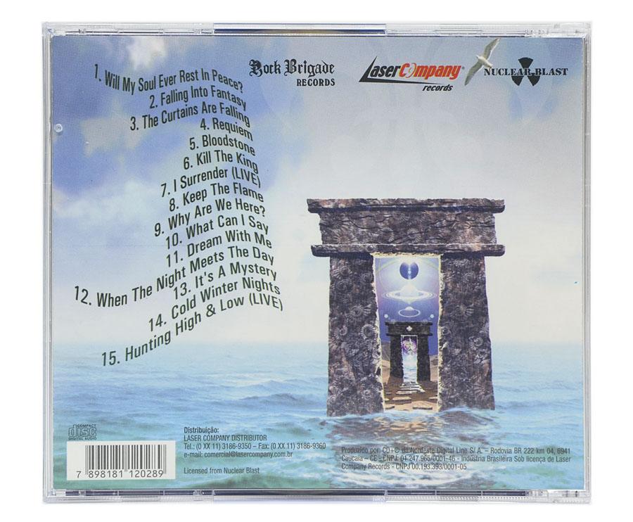 CD Stratovarius - Intermission - Lacrado