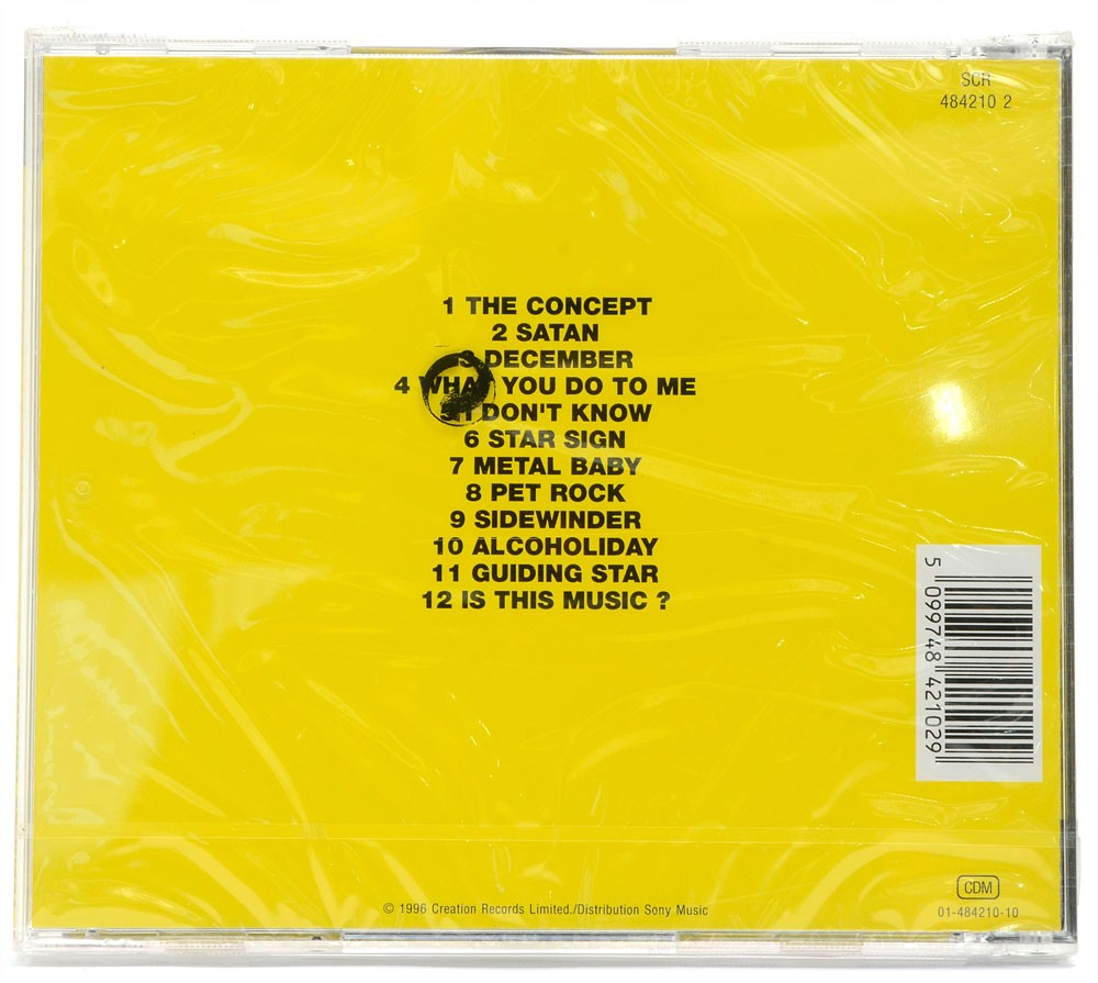 CD Teenage Fanclub - Bandwagonesque - Importado - Lacrado
