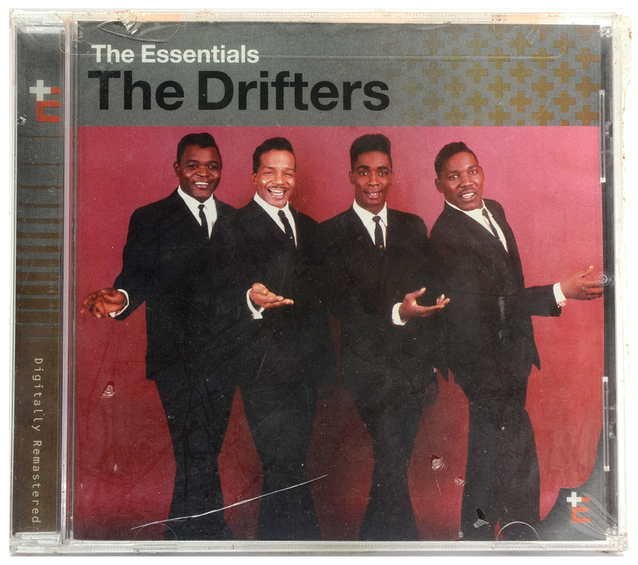 CD The Essentials - The Drifters - Importado - Lacrado