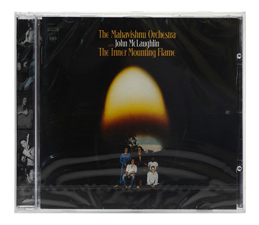 CD The Mahavishnu Orchestra with John McLaughlin - The Inner Mounting Flame - Importado - Lacrado