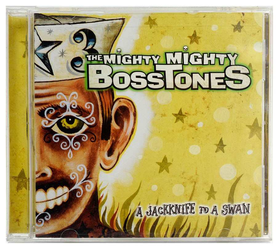 CD The Mighty Mighty Bosstones - A Jacknife To A Swan - Importado