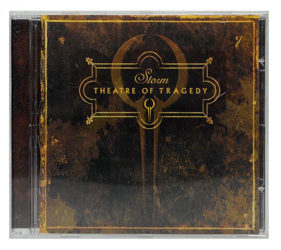 CD Theatre Of Tragedy - Storm - Lacrado