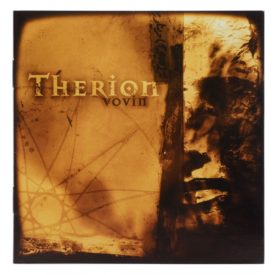 CD Therion - Vovin - Lacrado