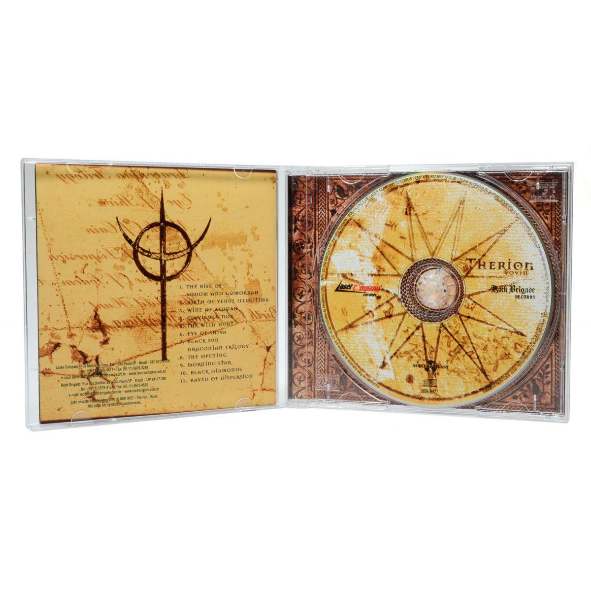 CD Therion - Vovin - Lacrado