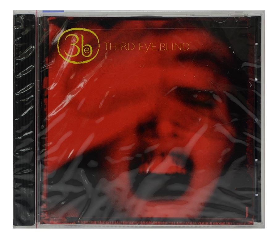 CD Third Eye Blind - Third Eye Blind - Importado - Lacrado