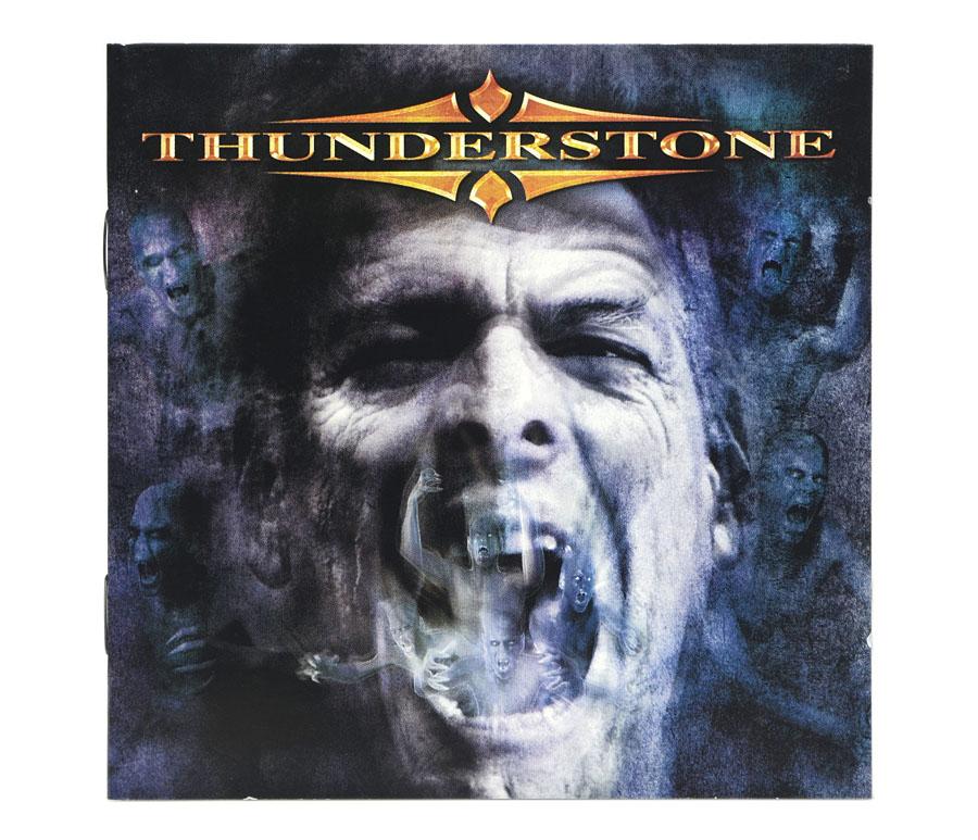 CD Thunderstone - Thunderstone - Lacrado