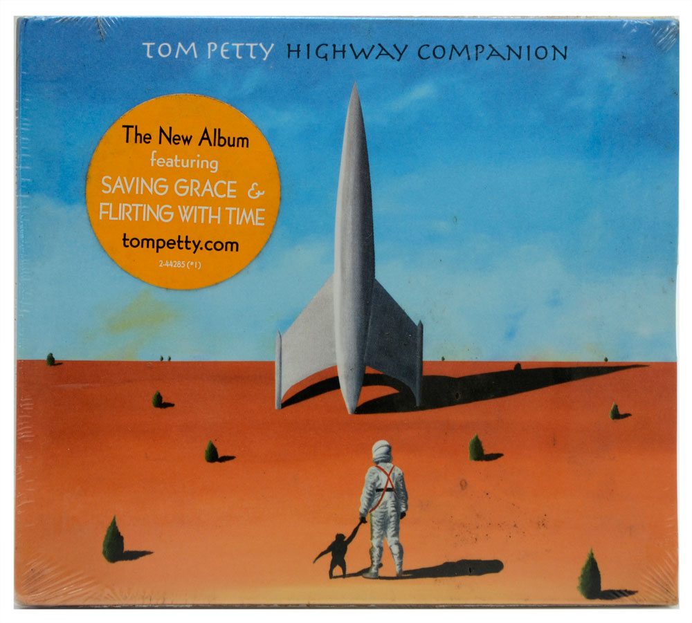 CD Tom Petty - Highway Companion - Importado - Digipack Lacrado