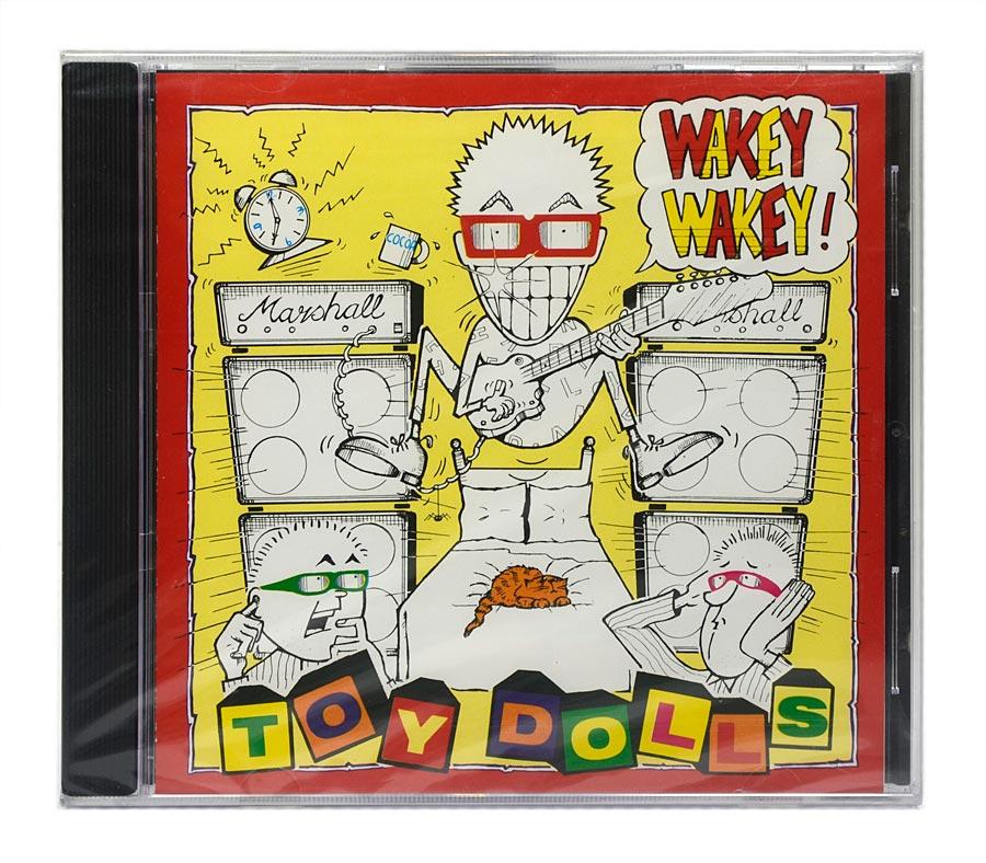 CD Toy Dolls - Wakey Wakey - Importado - Lacrado