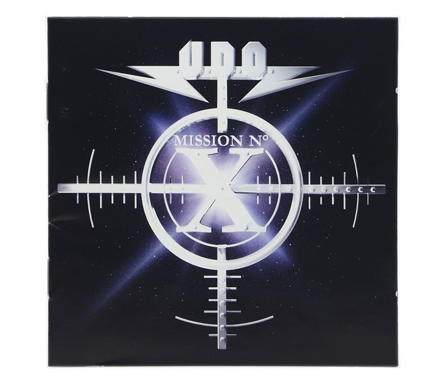 CD UDO - Mission Nº X - Lacrado