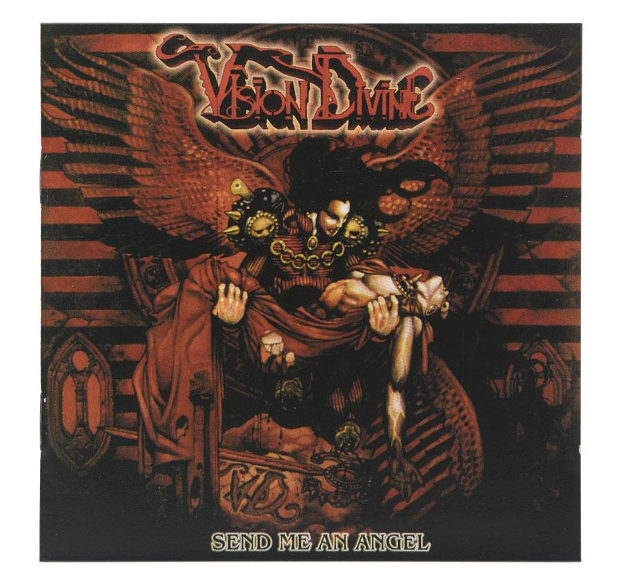 CD Vision Divine - Send Me An Angel - Lacrado